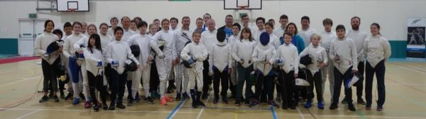 Tuatahi Intermediate Epee Competition